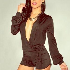 Hot Miami Styles Romper